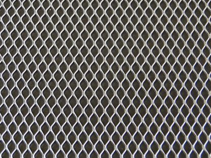 Picture of Diamond Aluminum Mesh