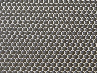 Picture of Honeycomb Aluminum Mesh