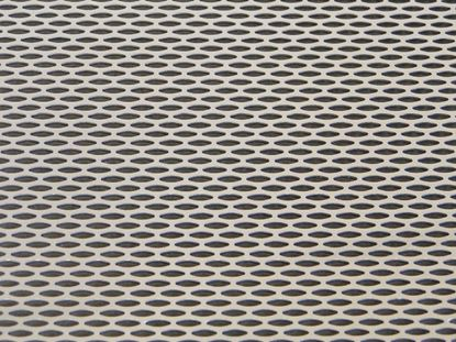 Picture of Oval Aluminum Mesh