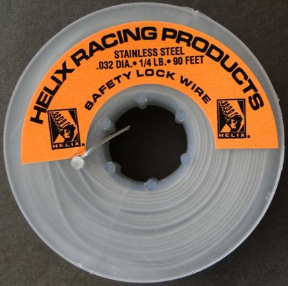 Picture of .032 Dia Safety Wire Spool