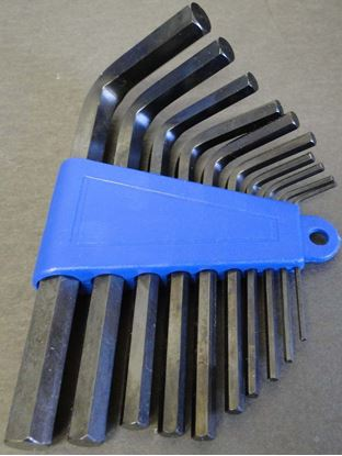 Picture of Metric Hex Wrench Set
