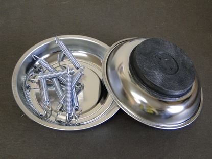 Picture of Stainless Magnetic Parts Tray