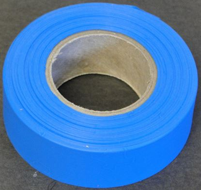 Picture of Trail Flagging Tape, Blue