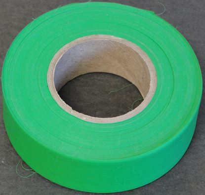 Picture of Trail Flagging Tape, Green