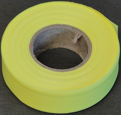 Picture of Trail Flagging Tape, Yellow