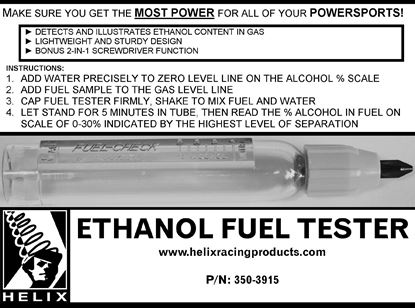 Picture of Helix Ethanol Fuel Tester
