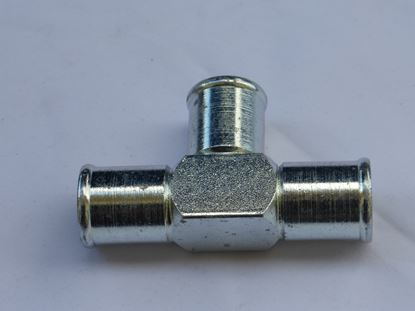 "Picture of 3/4"" Radiator (T) Hose Fitting"