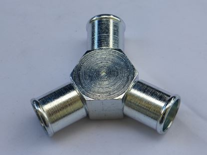 "Picture of 3/4"" Radiator (Y) Hose Fitting"