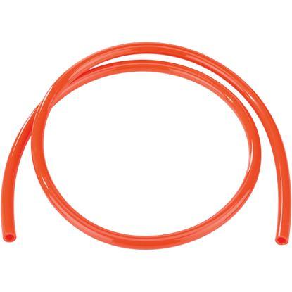 "Picture of 1/4"" ID X 3Ft Orange Fuel Line"