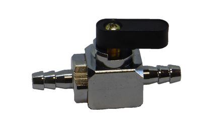 """Picture of Inline Fuel Valve, 1/4"""", 6.4MM"""