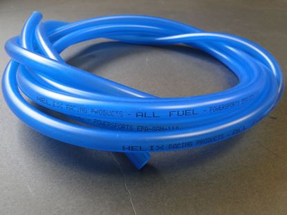 "Picture of 1/4"" ID x 100Ft Helix All Fuel Blue"