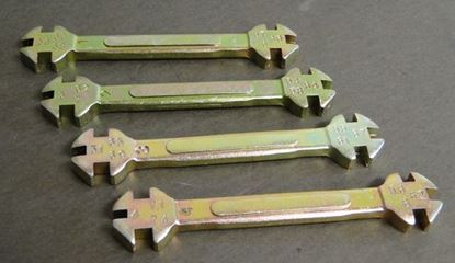 Picture of 4 Piece Spoke Wrench Set