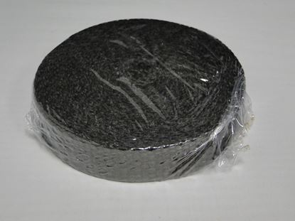 "Picture of 1"" X 25' Black Exhaust Wrap"