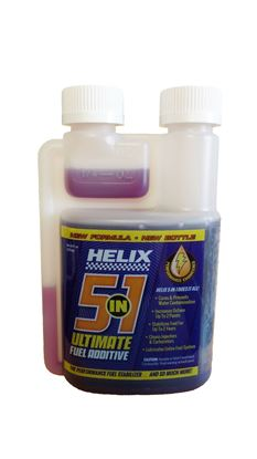 Picture of HELIX 5 IN 1 FUEL ADDITIVE - 8 OZ